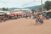 Dabola: Constructions anarchiques des boutiques le long des artères de la CU