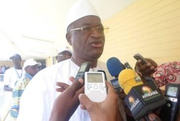 ''On ne veut pas d'un Kountigui politique mais social'' dixit Mamadou Sylla de l'UDG