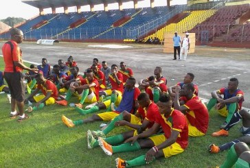 CAN U-20 : Le Syli Junior s'incline (1-0) face au pays organisateur