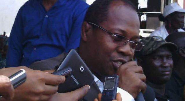 Ousmane Gaoual veut écourter le mandat de Condé