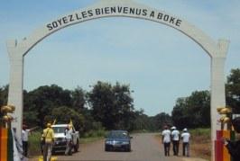 Infrastructures-Boké: Une mission de la DG du Patrimoine Bâti Public (PBP) en séjour dans la préfecture
