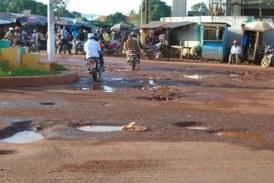 Boké: Les routes secondaires dans une dégradation poussée