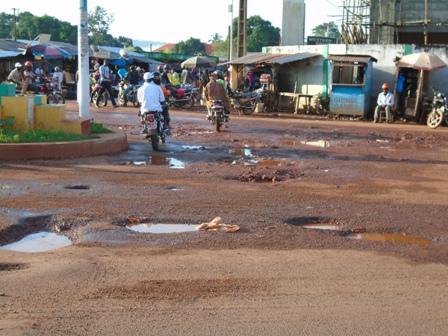 Boké: la ville plongée de nouveau dans le noir depuis 72 heures
