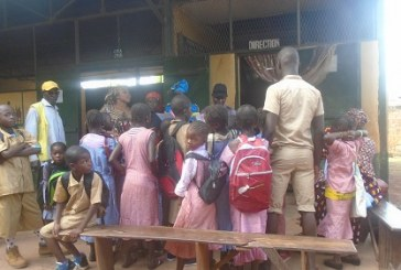 Kankan : La rentrée scolaire 2016- 2017, pas tout à fait effective !