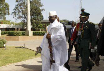Urgent: Yaya Jammet cède le pouvoir en Gambie