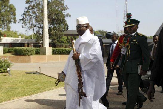 CRISE GAMBIENNE : Jammeh échappera-t-il  à son destin ?
