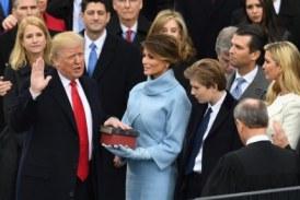 Etats-Unis : Donald Trump prête serment et devient le 45e président des Etats-Unis
