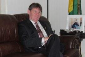 ''Notre engagement dans le secteur de la santé, c'est la priorité des priorités'' dixit l'Ambassadeur des Etats-Unis en Guinée
