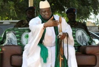 Gambie: Yaya Jammeh décrète un état d'urgence de 90 jours