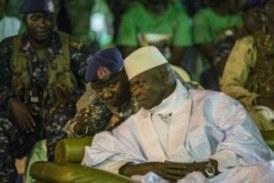 Gambie: le Nigeria déploie un navire de guerre