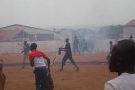 Grève des enseignants : Des heurts signalés à Kamsar