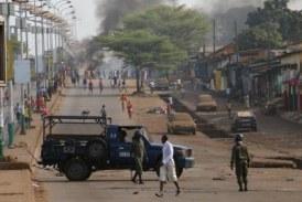 Lundi sanglant dans les rues de Conakry