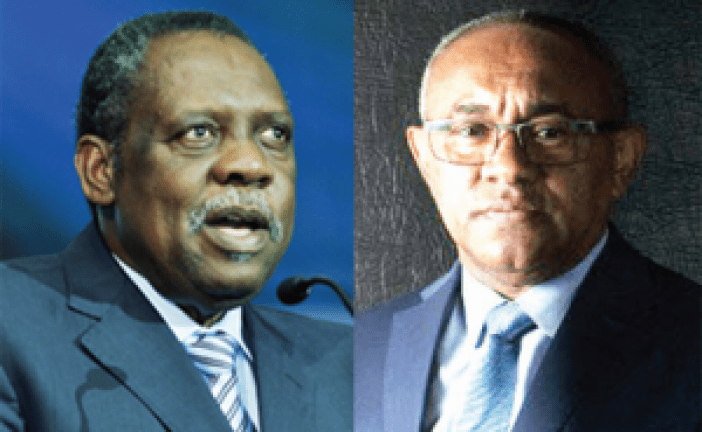 Football : le Malgache Ahmad Ahmad élu président de la CAF