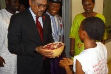 ONUSIDA: Michel Sidibé est en Guinée
