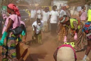 Assainissement: Boké, ville propre, une priorité pour la Commune Urbaine