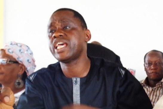 Plainte contre Bantama : l'accusé n'ira pas avec un avocat