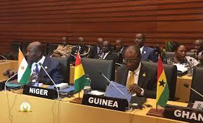 Conseil de paix et de sécurité: la Guinée rêve d'un siège à l'UA