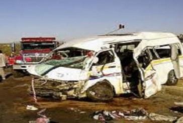 Un accident fait 12 morts et plusieurs blessés à Kindia