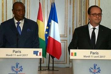 Paris : Voici les propos d'Alpha Condé qui fâchent les Africains de France