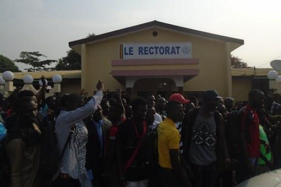 Kankan: Les étudiants déclenchent une grogne pour réclamer leurs pécules non payés !