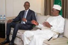 Diplomatie : Paul Kagamé et Idriss Deby attendus à Conakry