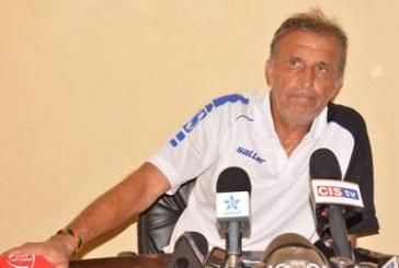 Après la victoire de 2-0 face à l'IR de Tanger, le Coach de Horoya se veut rassurant