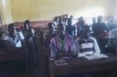 Kankan : Une session de formation pour valoriser l'animation socio-éducative des jeunes et vulgariser le conseil national des jeunes (CNJ) !