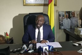 J'ai rêvé d'une Nation Guinéenne (Khalifa Gassama Diaby)