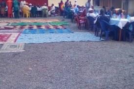 Religion-Boké: Le préfet offre un dîner aux religieux, à la Société Civile, aux services de sécurité, Journalistes, cadres de l'administration et aux partis politiques