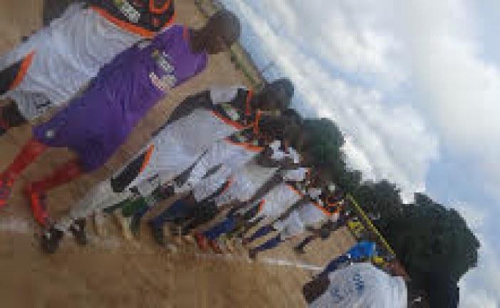 Sport-Boké: Un tournoi de football pour raffermir l'amitié entre les sociétés minières et les communautés riveraines
