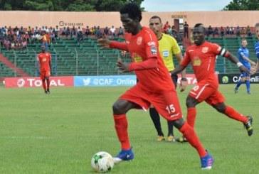 Coupe de la CAF: Le Horoya s'est heurté à un mur
