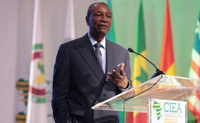 Alpha Condé se lâche: « Je suis un peu Burkinabè »
