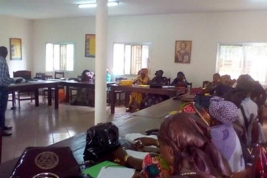 Kankan: Des femmes leader de la région en formation pour la prévention des conflits et la consolidation de la paix