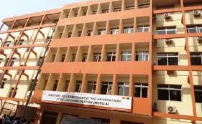Ministère de l'Enseignement-pré-universitaire : Nomination des conseillers, inspecteurs et DPE