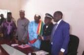 Boké: Le nouveau préfet a pris fonction