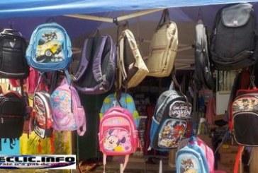 Kankan : A 72 heures de la réouverture des classes, les prix des fournitures scolaires sont à la hausse !
