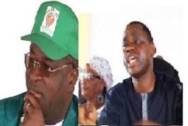 Crise de Boké: Passe d'armes entre Mamadou Sylla et Bantama Sow