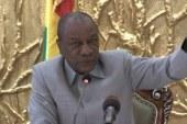 Affaire 20 milliards US: «Ce n'est pas un accord lié au mandat d'Alpha», rappelle le numéro un guinéen