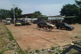 Kankan : Après la fête de Tabaski et la fin des vacances scolaires, la rareté des véhicules s'installe dans les gares routières !