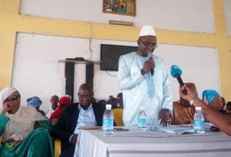Violences à Boké: le RPG accuse des ''politiciens véreux ''