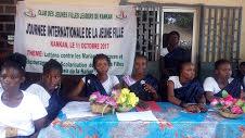 Kankan: Célébration de la journée internationale de la jeune fille !