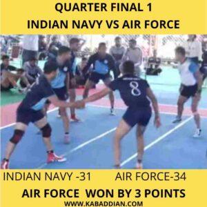 38th all india mens kabaddi championship 2021 final