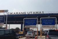 Arus Mudik 434 Ribu Kendaraan Keluar Dari Jakarta Melalui Gerbang Tol Cikarang Utama