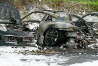 Delapan Porsche Dibakar Sebelum Helat G20 di Hamburg