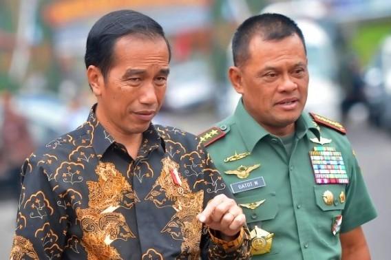 TNI Masih Tunggu Alasan AS Larang Panglima Terbang