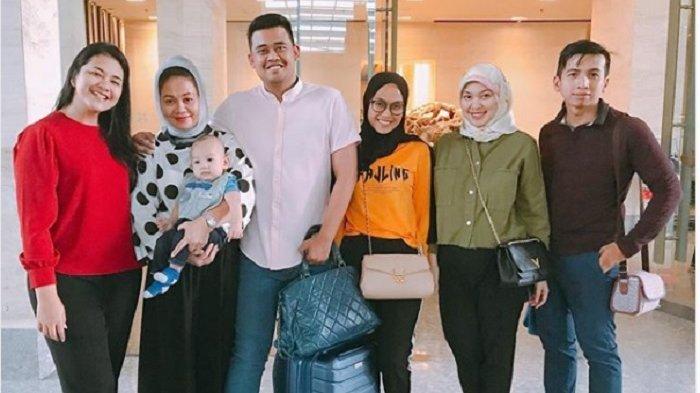 Presiden dan Ibu Negara Ngunduh Mantu ke Medan