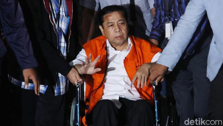 Bela Novanto, Fahri: Dia Masih Ketua DPR
