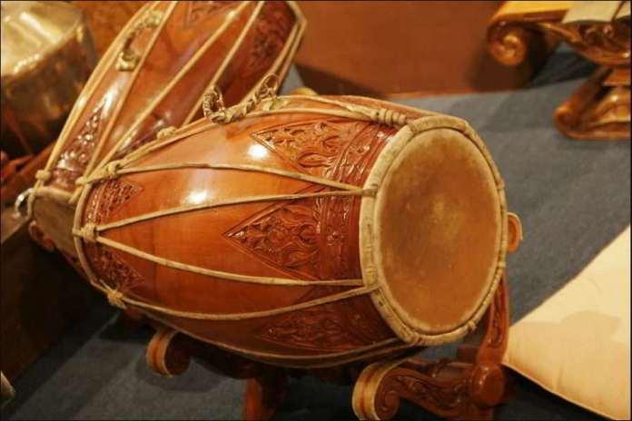 gambar alat musik tradisional ketipung