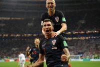 Kroasia Lolos ke Final Piala Dunia dan Singkirkan Inggris Lewat Babak Tambahan
