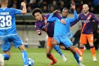 City Petik Kemenangan 2-1 atas Hoffenheim